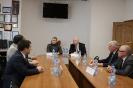 Встреча с представителями Республики Беларусь