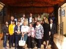 Слушатели программы повышения квалификации: «Роль сельскохозяйственных потребительских кооперативов в повышении уровня жизни сельского населения»